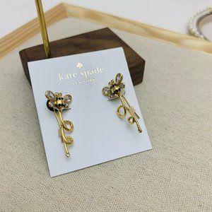 Kate Spade Picnic Perfect Bee Ear Pins Earrings